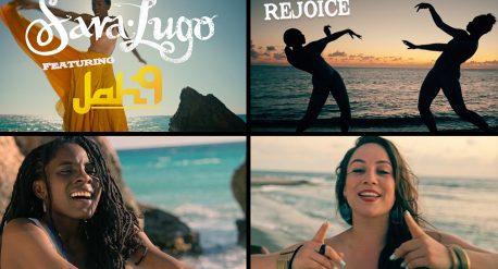 """Rejoice"" : Sara Lugo Ft. Jah9"
